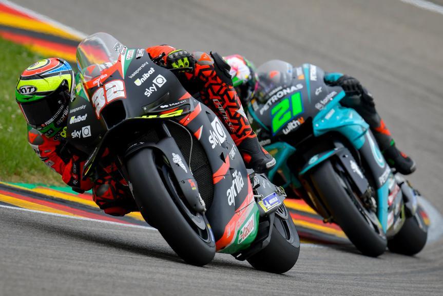 Lorenzo Savadori, Aprilia Racing Team Gresini, Liqui Moly Motorrad Grand Prix Deutschland