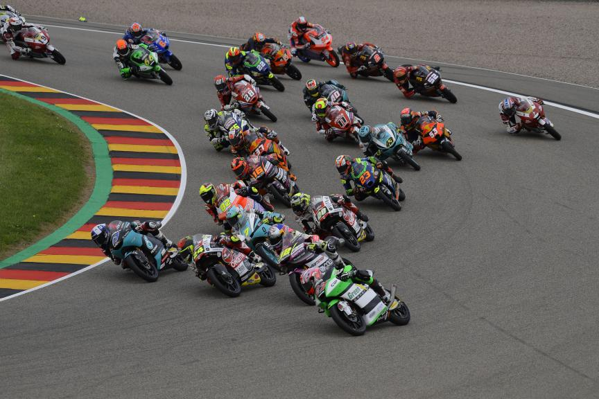 Moto3, Liqui Moly Motorrad Grand Prix Deutschland