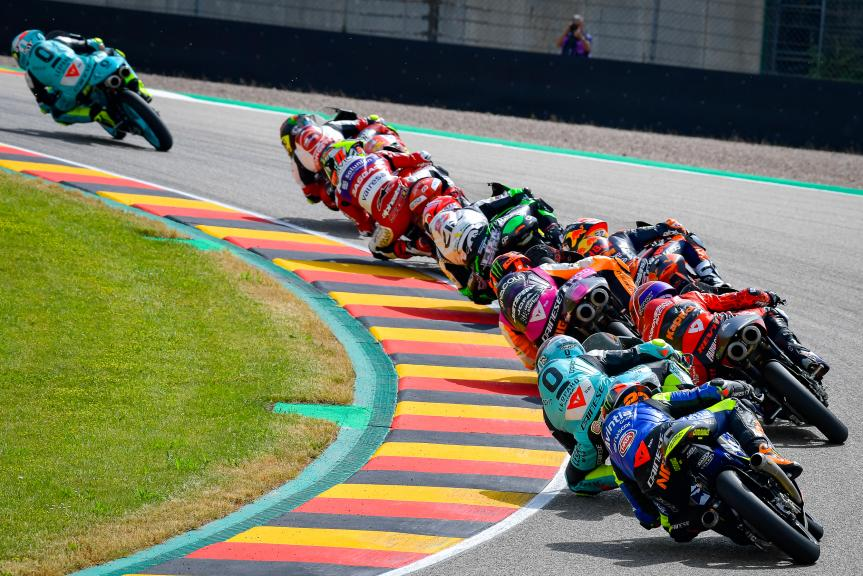 Moto3, Race, Liqui Moly Motorrad Grand Prix Deutschland