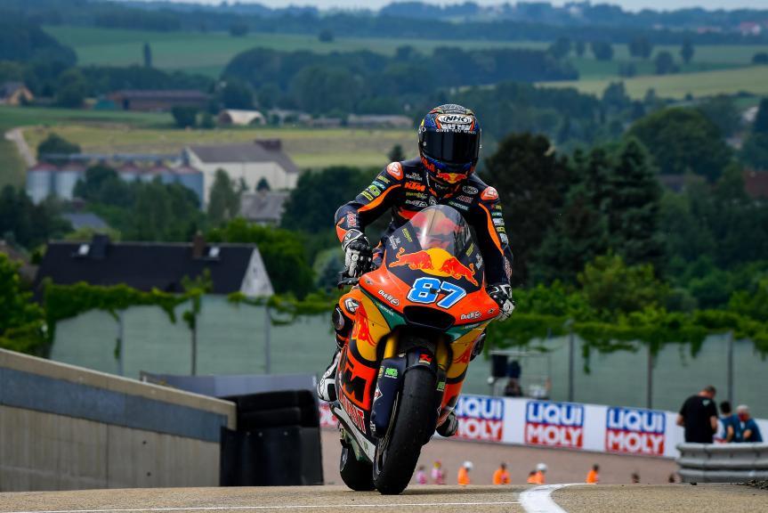 Moto2, Race, Liqui Moly Motorrad Grand Prix Deutschland