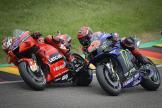 Jack Miller, Fabio Quartararo, Liqui Moly Motorrad Grand Prix Deutschland