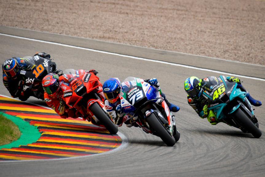 MotoGP, Race, Liqui Moly Motorrad Grand Prix Deutschland
