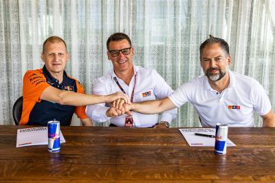 Red Bull KTM e Aki Ajo saranno insieme per altri cinque anni