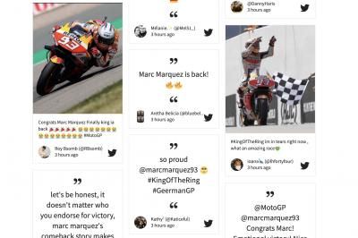 Across the world: fans and stars salute magical Marquez