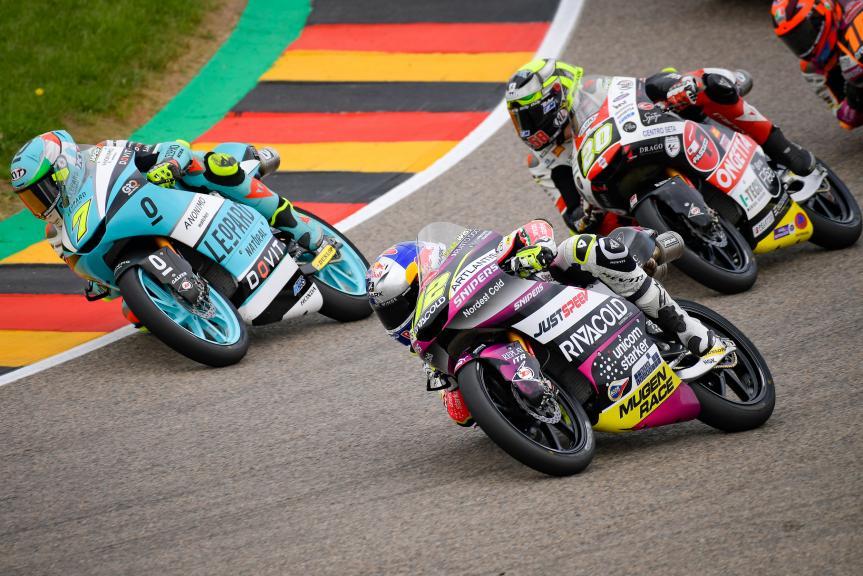 Dennis Foggia, Filip Salac, Liqui Moly Motorrad Grand Prix Deutschland
