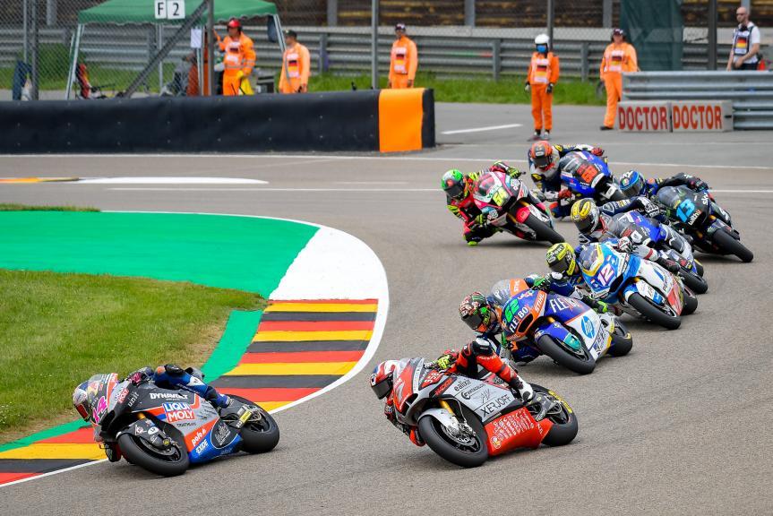 Lorenzo Baldassarri, Tony Arbolino, Liqui Moly Motorrad Grand Prix Deutschland