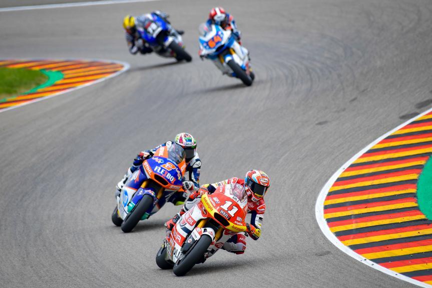 Nicolo Bulega, Federal Oil Gresini Moto2, Liqui Moly Motorrad Grand Prix Deutschland