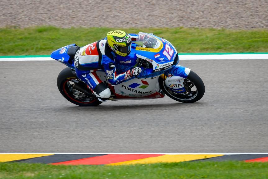 Thomas Luthi, Pertamina Mandalika Sag Team, Liqui Moly Motorrad Grand Prix Deutschland