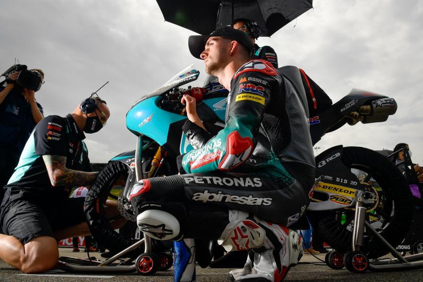 John Mcphee, Petronas Sprinta Racing, Liqui Moly Motorrad Grand Prix Deutschland