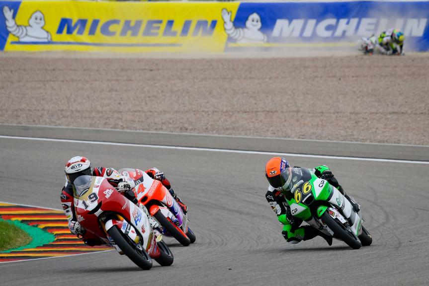 Andi Farid Izdihar, Joel Kelso, Liqui Moly Motorrad Grand Prix Deutschland
