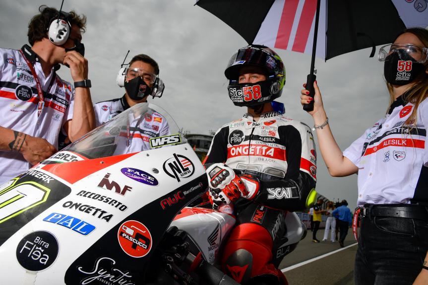 Lorenzo Fellon, Sic58 Squadra Corse, Liqui Moly Motorrad Grand Prix Deutschland