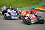 Fabio Di Giannantonio, Aron Canet, Liqui Moly Motorrad Grand Prix Deutschland