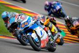 Marcel Schrotter, Bo Bendsneyder, Liqui Moly Motorrad Grand Prix Deutschland