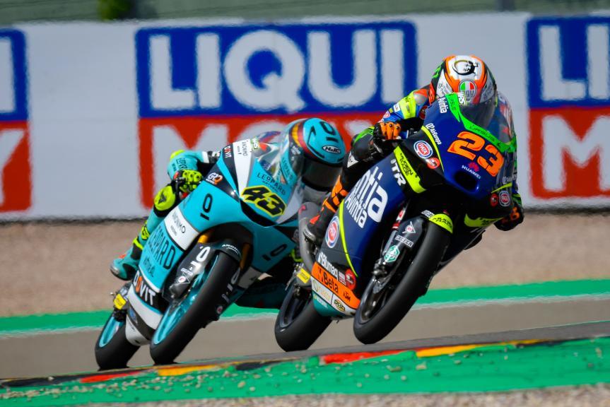 Niccolo Antonelli, Avintia Esponsorama Moto3, Liqui Moly Motorrad Grand Prix Deutschland