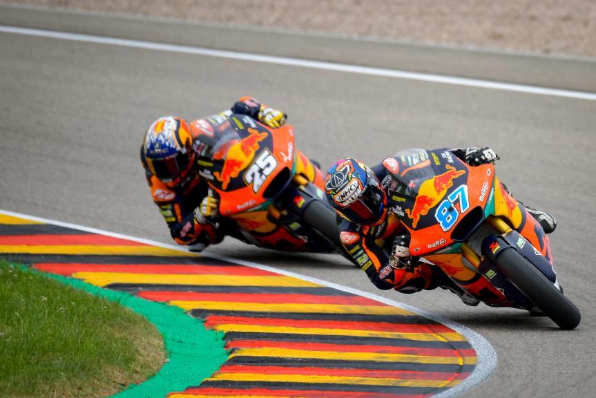 Raul Fernandez, Remy Gardner, Liqui Moly Motorrad Grand Prix Deutschland