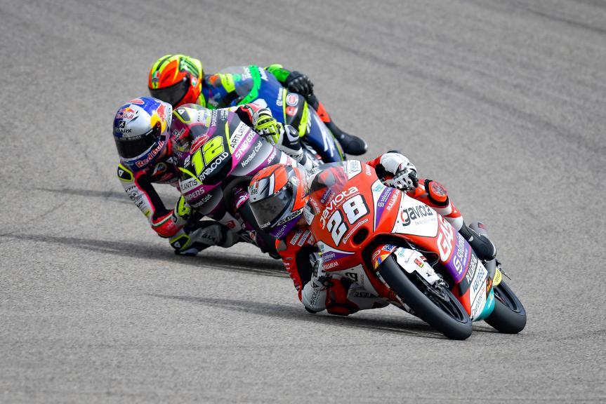 Izan Guevara, Gaviota Gasgas Aspar Team, Liqui Moly Motorrad Grand Prix Deutschland
