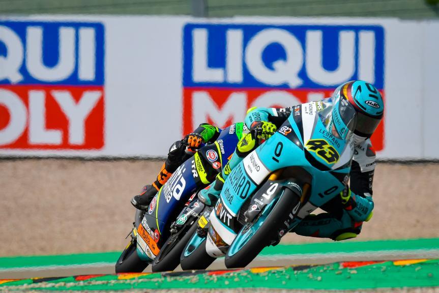 Xavier Artigas, Leopard Racing, Liqui Moly Motorrad Grand Prix Deutschland