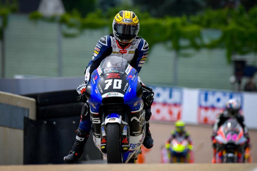 Barry Baltus, NTS RW Racing GP, Liqui Moly Motorrad Grand Prix Deutschland