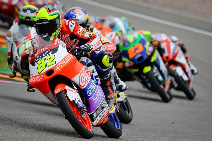 Stefano Nepa, BOE Owlride, Liqui Moly Motorrad Grand Prix Deutschland