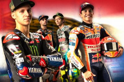 Reset, reload, GO! MotoGP™ returns to the Cathedral