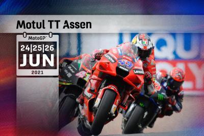 Horario: Motul TT Assen