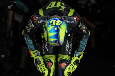 'Very difficult' - Rossi's chances to ride for VR46 in 2022