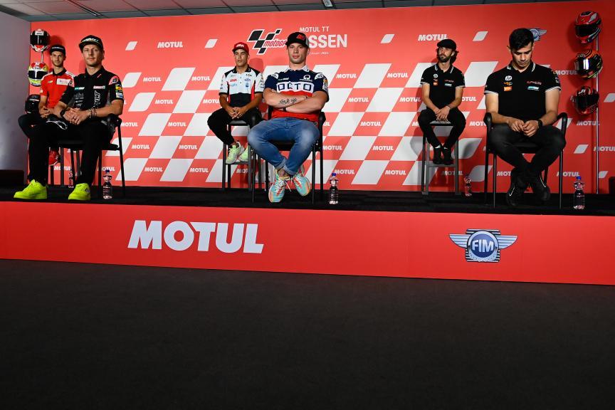 MotoE Press-Conference, Motul TT Assen