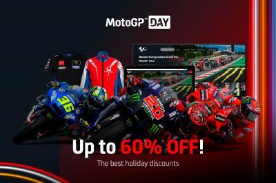 MotoGP™ Day is here!