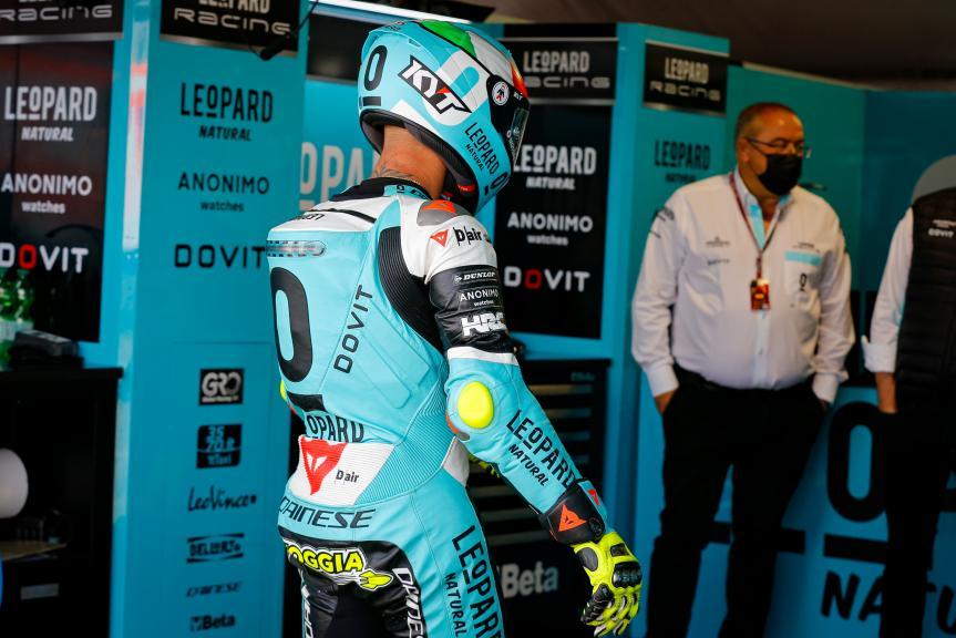 Dennis Foggia, Leopard Racing, Motul TT Assen