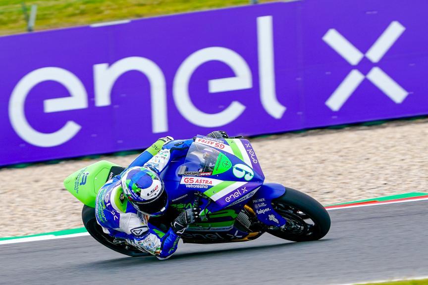 Andrea Mantovani, Indonesian E-Racing Gresini MotoE, Motul TT Assen