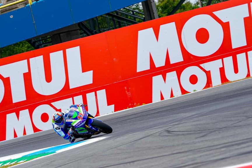 Matteo Ferrari, Indonesian E-Racing Gresini MotoE, Motul TT Assen