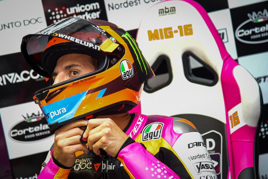 Andrea Migno, Rivacold Snipers Team, Motul TT Assen