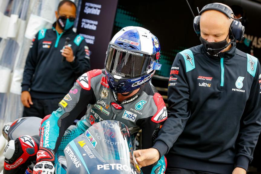 John Mcphee, Petronas Sprinta Racing, Motul TT Assen