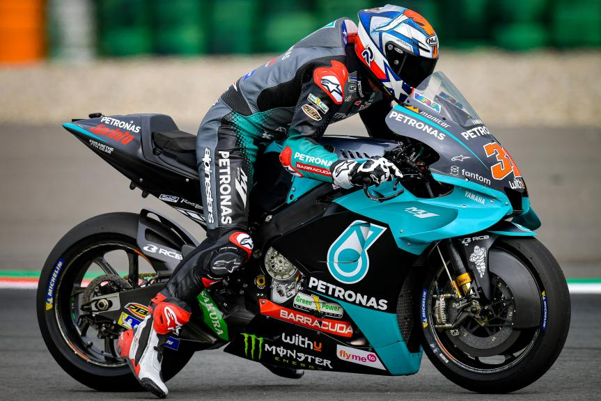 Garrett Gerloff, Petronas Yamaha STR, Motul TT Assen