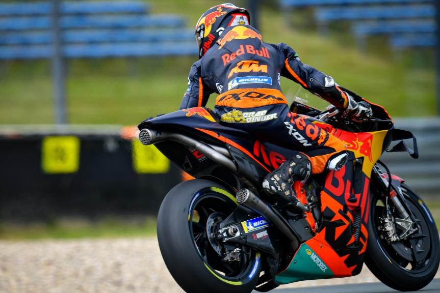 Brad Binder, Red Bull KTM Factory Racing, Motul TT Assen
