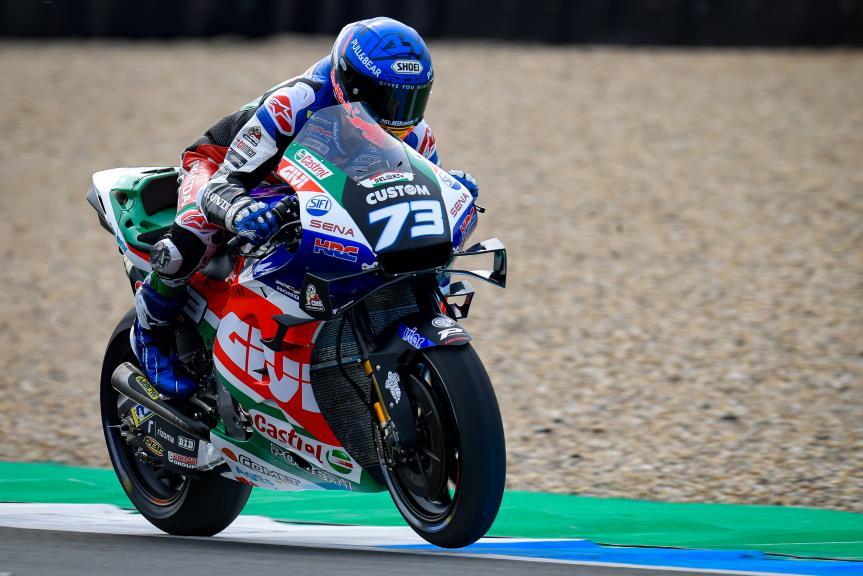 Alex Marquez, LCR Honda CastrolHonda, Motul TT Assen