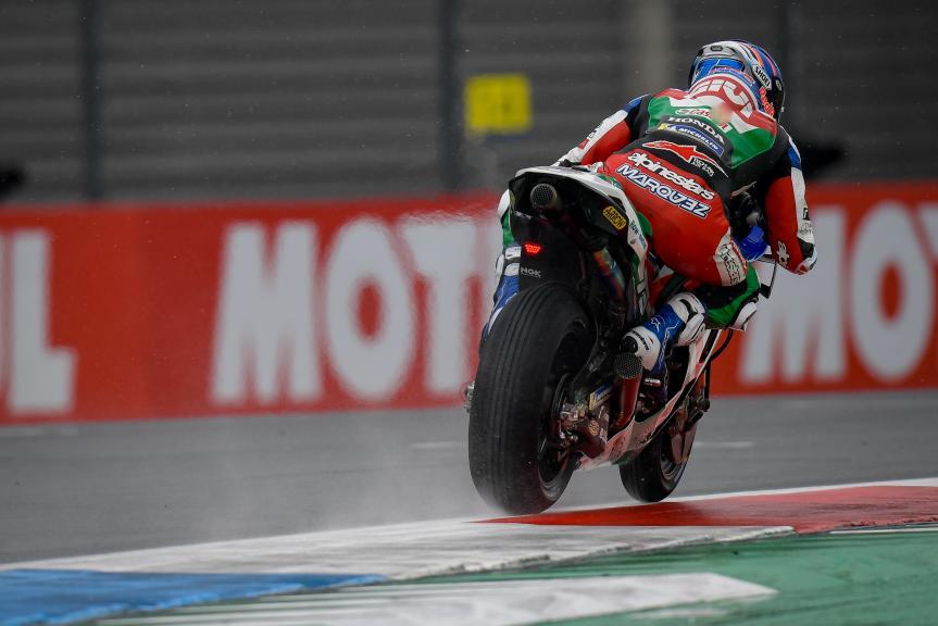 Alex Marquez, LCR Honda Castrol Honda, Motul TT Assen