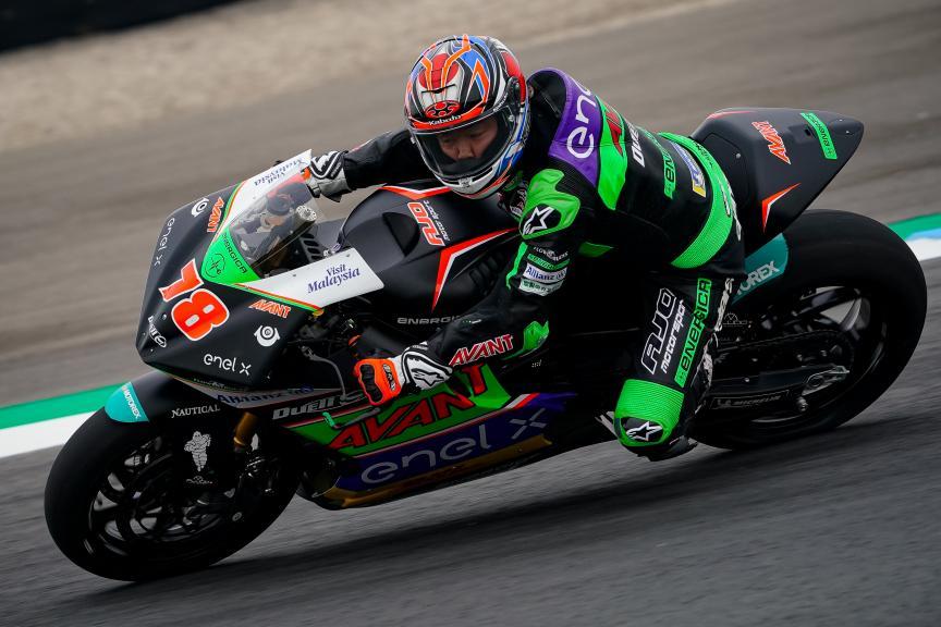 Hikari Okubo, Avant Ajo MotoE, Motul TT Assen