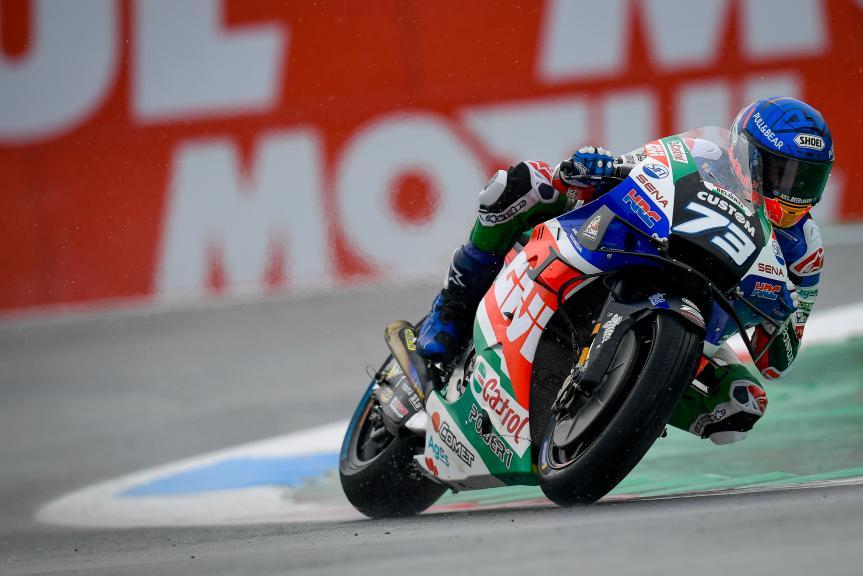 MotoGP, Free Practice, Motul TT Assen