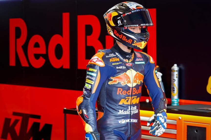 Pedro Acosta, Red Bull KTM Ajo, Motul TT Assen
