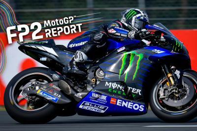 MotoGP™ - FP2 : Viñales conserve le leadership à Assen