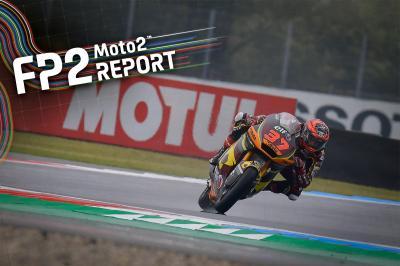 Assen - FP2 du Moto2™ : A.Fernández reste aux commandes