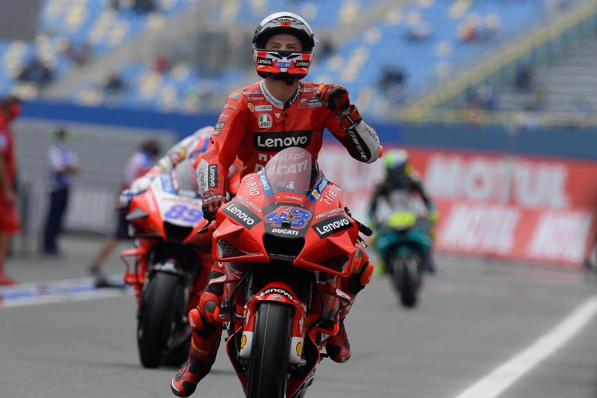 Jack Miller, Ducati Lenovo Team, Motul TT Assen