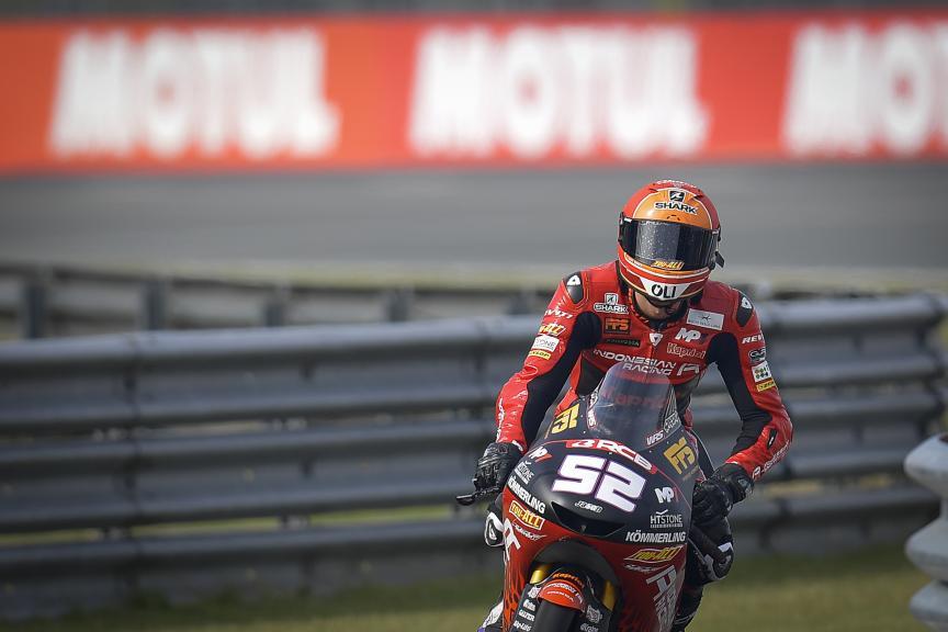 Jeremy Alcoba, Indonesian Gresini Racing Moto3, Motul TT Assen