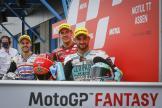 Jeremy Alcoba, Romano Fenati, Dennis Foggia, Motul TT Assen