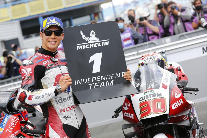 Takaaki Nakagami, LCR Honda, Motul TT Assen