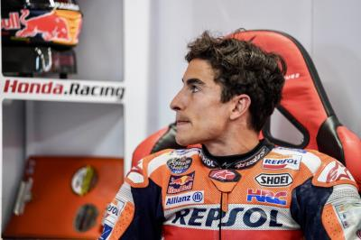 """Marquez: """"I need the summer break more than tomorrow's race"""""""