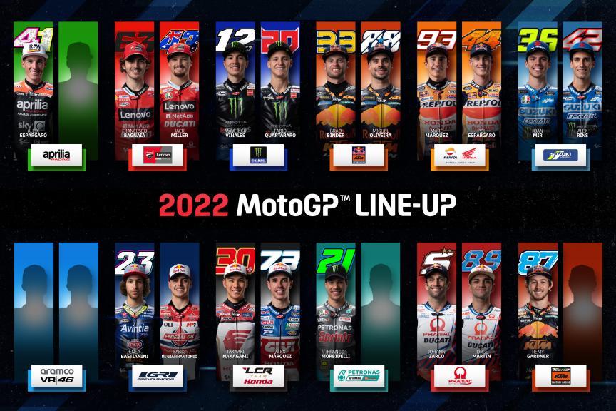 Line UP_MotoGP 2022_VR46 Version_2021OK
