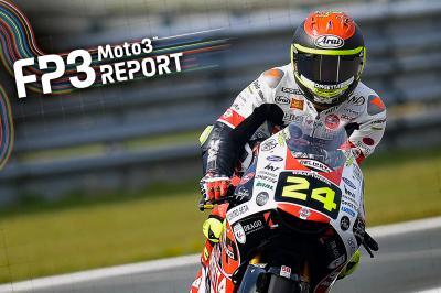 Suzuki mantiene su ritmo para liderar el pase a la