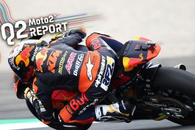 Moto2™ : R. Fernández domine les qualifications à Assen